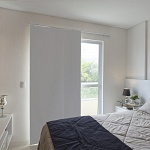 Persiana Painel Blackout Cinza - Valor m2